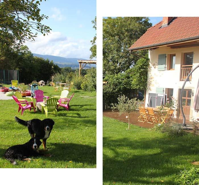 Chambre d'hôtes Chainaz-les-Frasses, Annecy